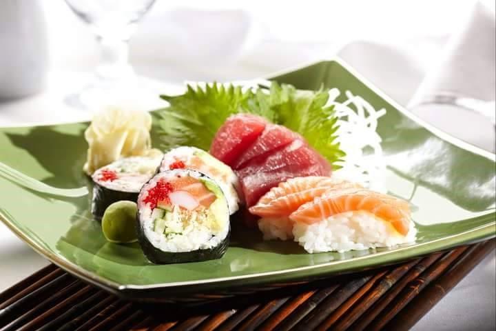 sushi saint etienne